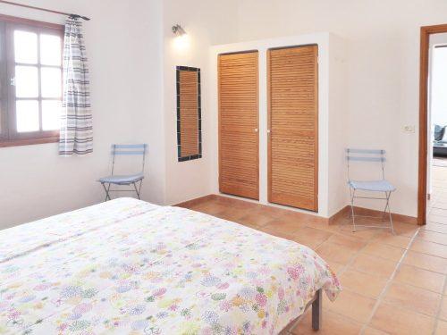 Lanzarote Ferienhaus Casa Azul Schlafen 1