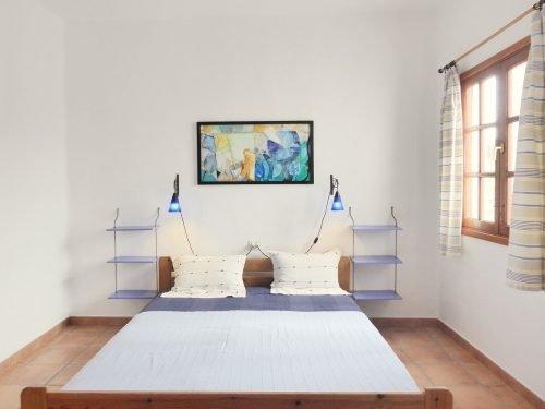 Lanzarote Ferienhaus Casa Azul Schlafen 2