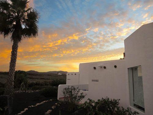 Lanzarote Ferienhaus Casa Azul