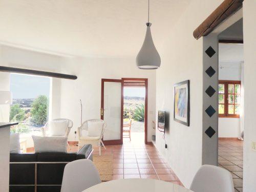 Lanzarote Ferienhaus Casa Blanca Living