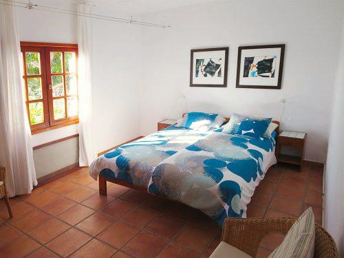Lanzarote Ferienhaus Casa Blanca Schlafzimmer 1