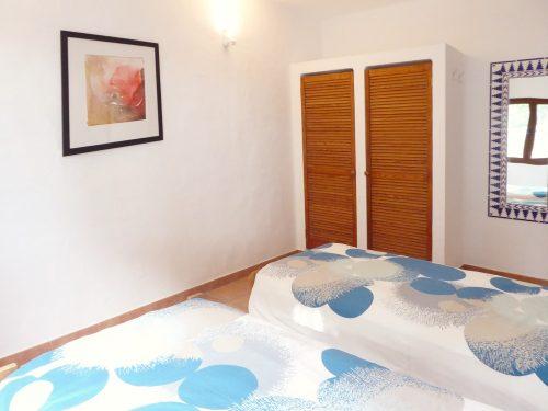 Lanzarote Ferienhaus Casa Blanca Schlafzimmer 2