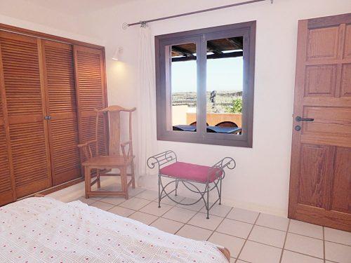 Lanzarote Ferienhaus Miramar Casa Schlafzimmer 1