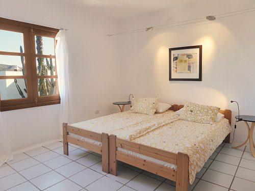 Lanzarote Ferienhaus Miramar Casa Schlafzimmer 2