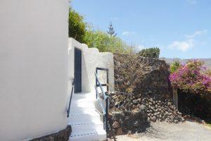 Lanzarote Ferienwohnung El Campo Treppe