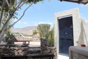 Lanzarote Ferienwohnung El Campo Eingang