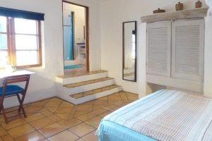 Lanzarote Ferienwohnung El Campo Schlafzimmer
