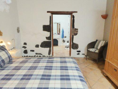 Lanzarote Ferienwohnung El Patio Schlafzimmer 1