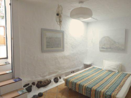 Lanzarote Ferienwohnung El Patio Schlafzimmer 2