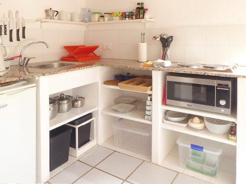 Lanzarote Miramar Studio Küchenbereich