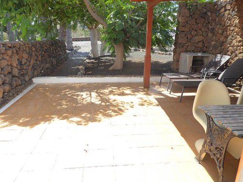 Lanzarote Miramar Studio Terrasse